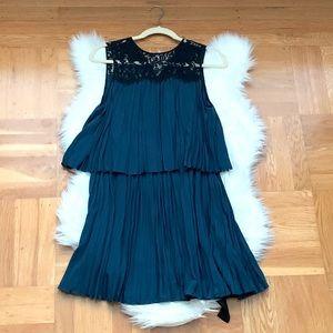 NWT Turquoise Rachel Zoe Dress